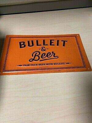 Kentucky Straight Bourbon (NEW BULLEIT & BEER OFFICIAL Kentucky Straight Bourbon Whiskey Advertising)