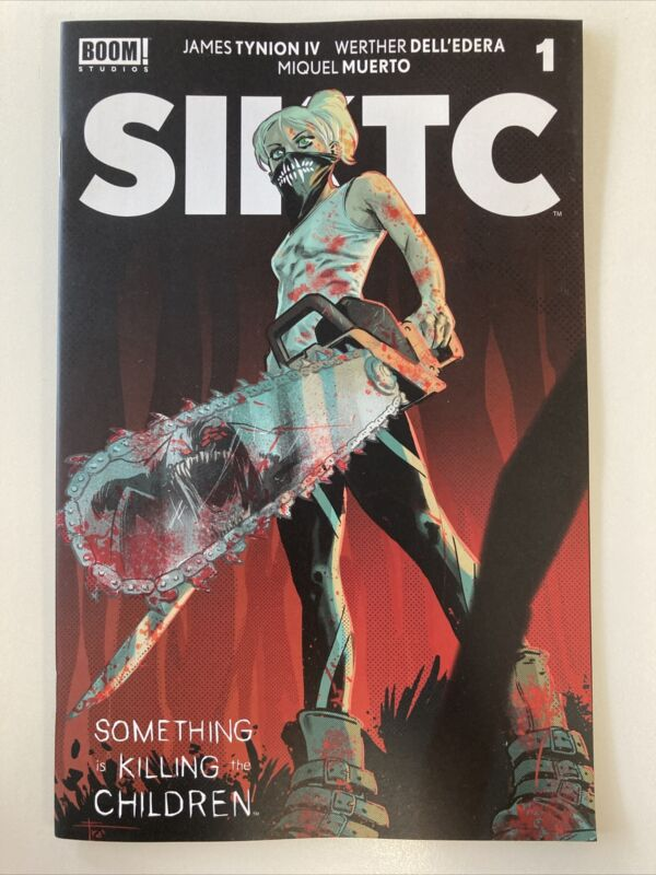 SIKTC Something is Killing the Children #1 BRZRKR 8th Print Variant Tynion Boom