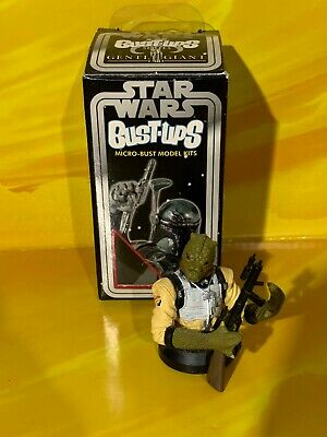 Star Wars - Gentle Giant Bust Ups Boxed - Bossk