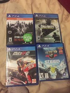 PS4 games starting at $10