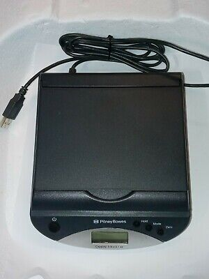 Pitney Bowes Integrated 397-a 5lb Usb Shipping Postal Scale New