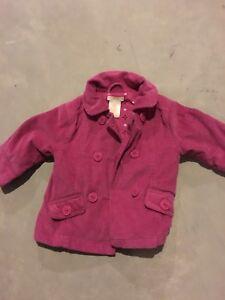 Nice jacket size 6-12m