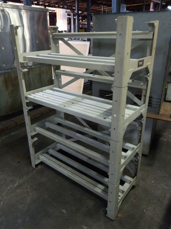 Seismically Rated Rack - 3 Available!  All in good condition!