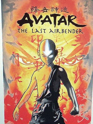 AVATAR-THE LAST AIRBENDER  24X36 POSTER ANIMATED ANIME TV SERIES AMERICAN ACTION