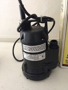 Red Lion utility pump