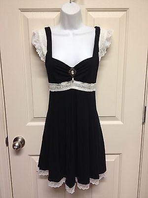 NWT M Beach Bunny Swimwear Tunic Cover-Up Dress LADY MARMALADE Halloween - Lady Marmalade Costumes Halloween