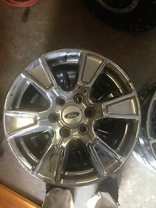 2004+ Ford F150, Expedition rims