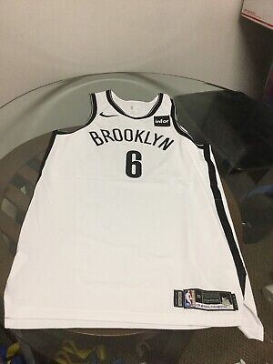 e64040ad2 Jared Dudley Brooklyn Nets Game Used Worn Nike NBA Size 50 Jersey  (STEINER MGG)