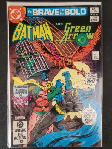 The Brave and the Bold #185 DC FN Comics Book