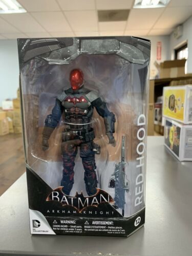 DC Collectibles Batman: Arkham Knight: Red Hood Action Figur