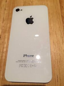 IPhone 4s back plate