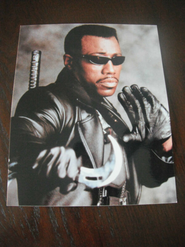Wesley Snipes Color 8x10 Promo Photo Picture