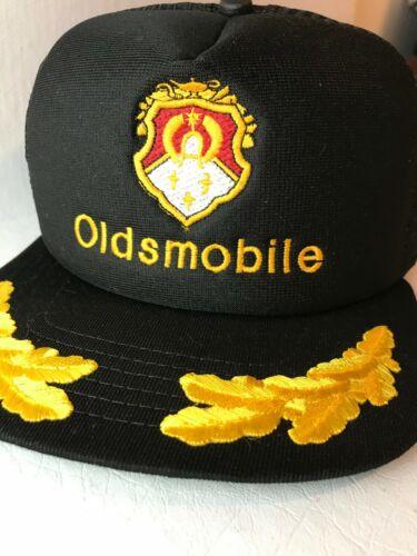 Vintage Oldsmobile Snapback Hat 1940