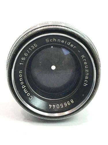 Schneider-Kreuznach Componon-s Lens 1:5.6 / 135 135mm Enlarging Lens  8965044