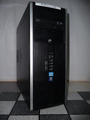PC HP Elite 8100, Minitower, 8GBDD3, i5-660, 250GB HDD, 2x NVS 295, W7 Pro Key online kaufen
