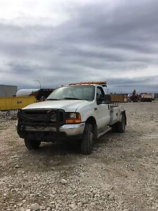 2000 ford f450 tow truck