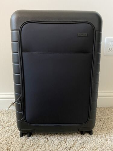 Away The Bigger Carry-On Suitcase W/ Pocket