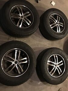 GMC Canyon / Chevy Colorado wheels and tire brand new!
