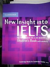 IELTS student book Cambridge with answers New insight Golden Beach Caloundra Area Preview