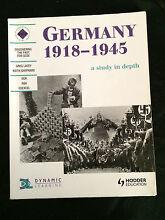 Germany******1945 WACE History Textbook Kalamunda Kalamunda Area Preview
