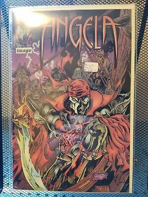 Angela Special Spawn Cover Diamond Comics Publishing Image Comics
