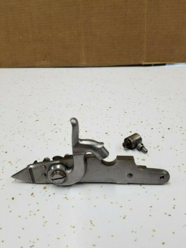 Large Right Hand Siler Muzzleloader Gun Building Percussion Lock