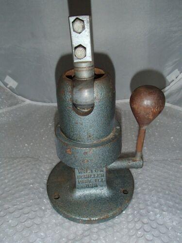 Wilton 301 Pow R Arm Ball Swivel Bench Machinist Vise Pow-R-Arm Powrarm
