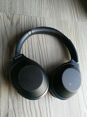 Sony WH-1000XM2 Bluetooth Noise-Cancelling Headphones.