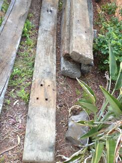 Redgum sleepers Sunbury Hume Area Preview