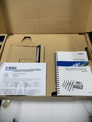 Vaisala Hmt333 Humidity Temperature Transmitter Hmt330-3g0b001xxax100a01acbaa1