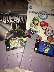Wanted SNES NES Game Cube Wii Sega not for cheap