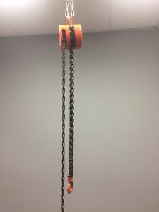 1/2 Ton Chain Fall