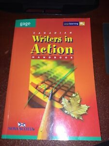 Canadian Writers in Action