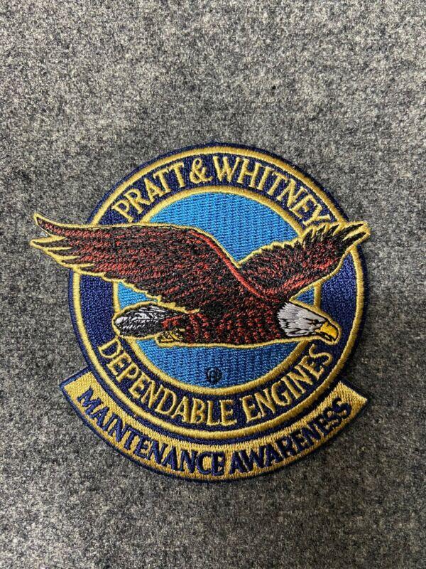 Pratt And Whitney Maintenance Patch