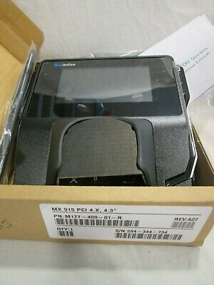 New Verifone Mx915 Magnetic Smart Card Reader Payment Terminal M177-409-01-r