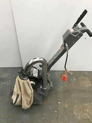 Clarke Ez-8 Floor Sander Used Drum Hardwood Floor Refinishing