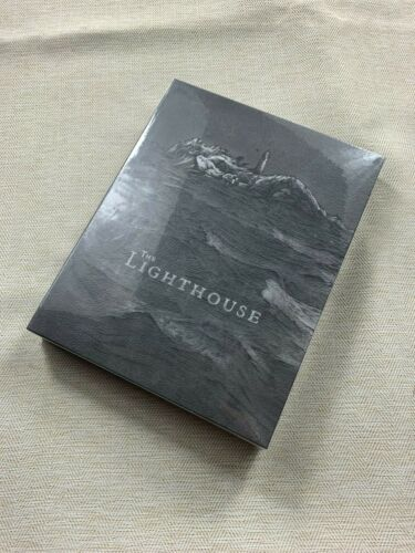 THE LIGHTHOUSE BLURAY, CHINA WCL EDITION, NEW/SEALED