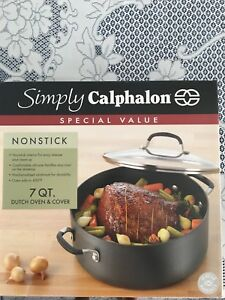 Simply Calphalon 7qt nonstick pot new in package