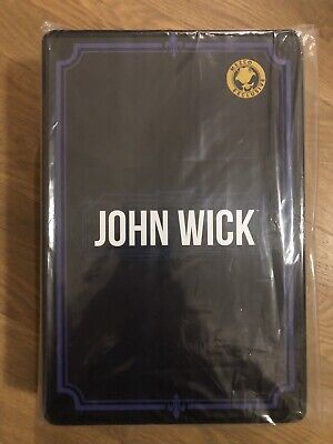 MEZCO ONE:12 COLLECTIVE JOHN WICK CHAPTER 2 DELUXE EDITION FIGURE READY TO SHIP!