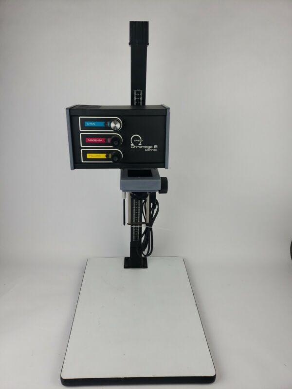 Omega Chromega B Dichroic B-600 Enlarger Film Untested