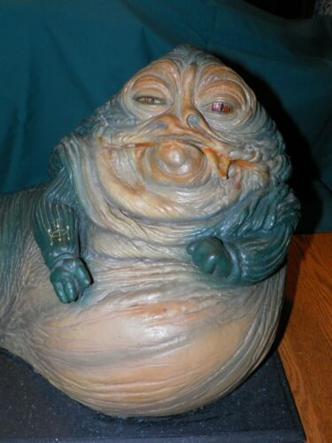 """Huge 30"""" Star Wars 1994 JABBA THE HUTT by Illusive Concepts #2353 of 5000"""