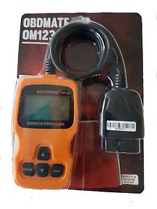 OBDII Scan ,Reader and Clear Codes from Autoequip Australia AEOM1 Castle Hill The Hills District Preview