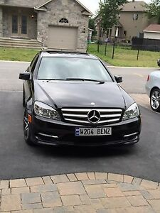 Mercedes benz c250 4matic premium 2011