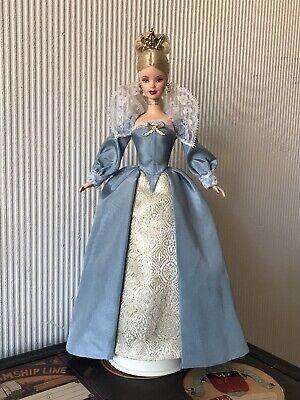 Barbie Princess Of The World Danish Court Doll Marie Antoinette