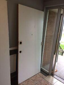"""36"""" fire door slab"""