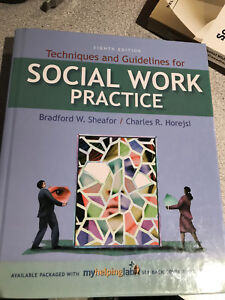 Social Work Practice by Sheafor and Horejsi