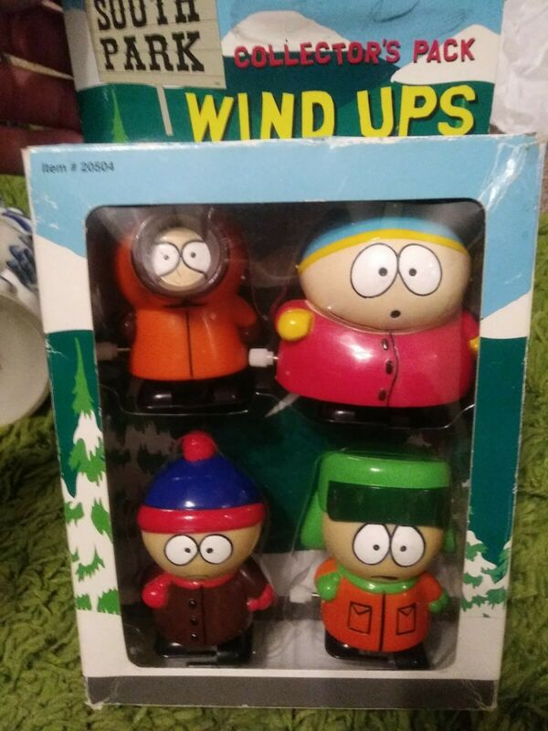 South Park Wind Up Toy