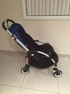 Bugaboo bee plus- excellent condition Belmore Canterbury Area Preview
