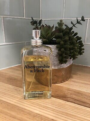 Discontinued! Womens Vintage Abercrombie & Fitch Classic Signature Perfume 3.4oz