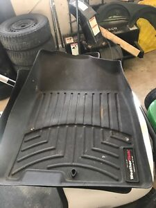 WeatherTech fitted car mats for 2013 Hyundai Elantra